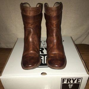 Women's Frye Paige Short Riding Boots
